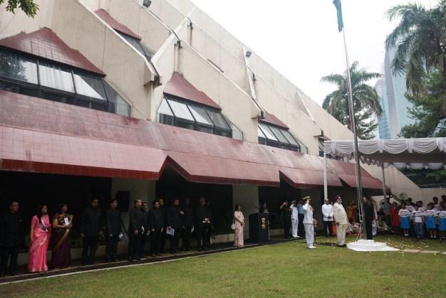 Indian Embassy Jakarta
