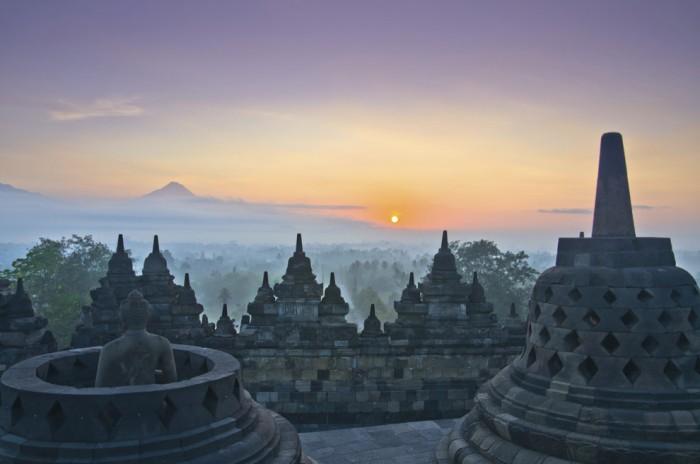 Amazing Borobudur and Prambhanan: Weekend Getaway