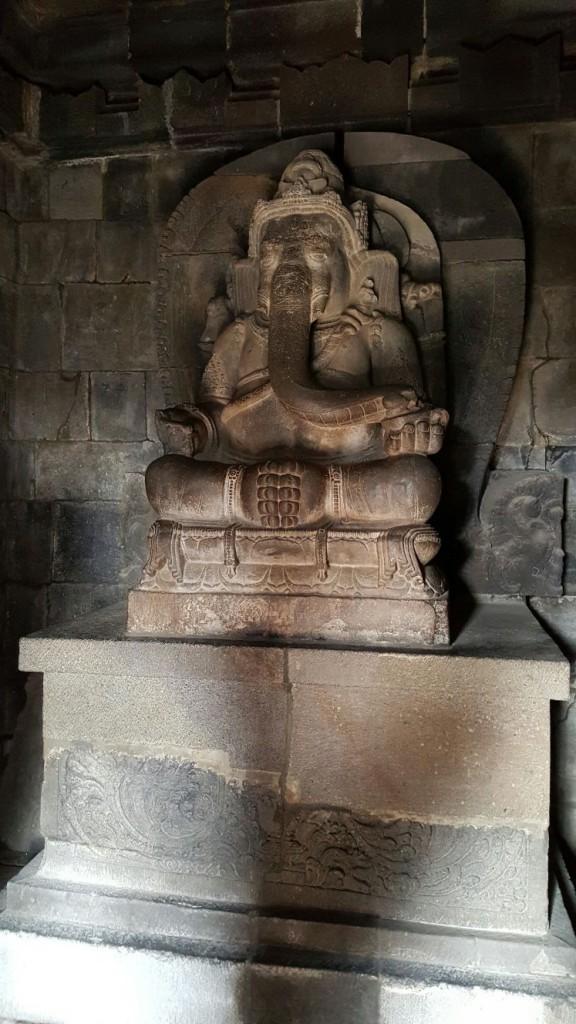 Ganesha at Pramabhanan