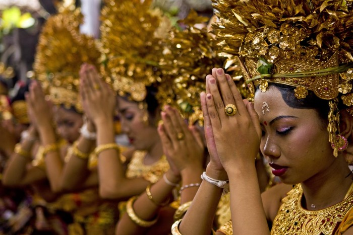 Hinduism in Bali in Brief