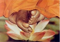 Moving Forward With the Lotus Feet Session