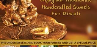Ganesha Sweets Promo