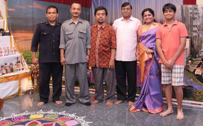 Team Shanthi