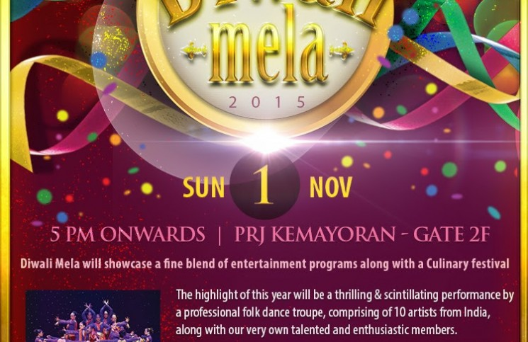 India Club Jakarta Diwali Mela