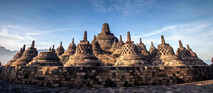Borobudur Header