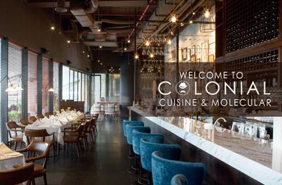 Upcoming Events at Colonial Cuisine & Molecular, Lippo Mall Kemang