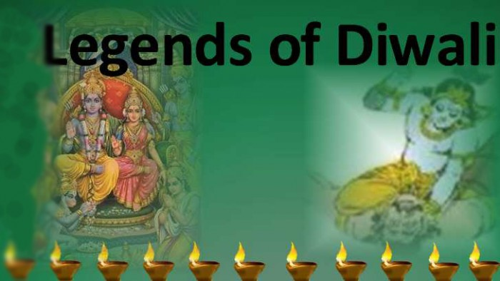 Legend of Diwali Festival