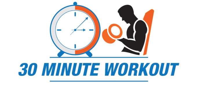 30 minute Home Workout for Everyone of All Levels of Fitness by Gaurav Tiwari