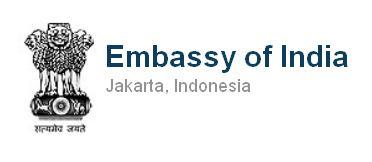 Advisory from Embassy of India, Jakarta