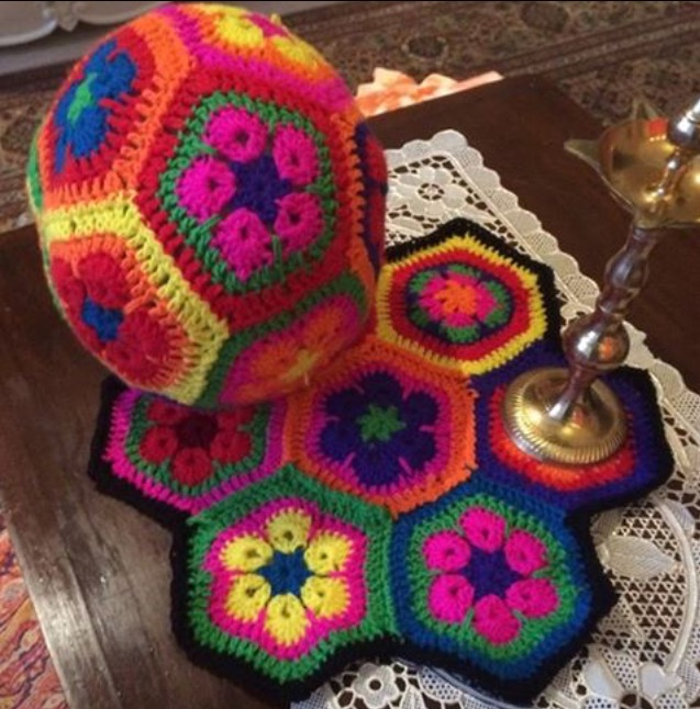 Pavan Crochet project 1