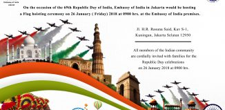69 Republic Day Flag Hoisting 2018