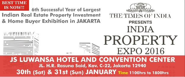 India Property Expo 2016