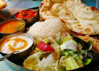7 Day Indian Vegetarian Meal Plan for Weight Loss