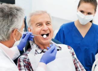 7 Dental Tips for Senior Adults