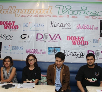 JABODETABEK Audition of Bollywood Voice 2016