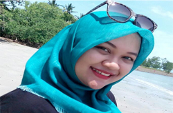 Fauziah Listyo Ayunani at a Glance: Indoindians Team Member