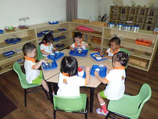 ISimile Preschool Jakarta