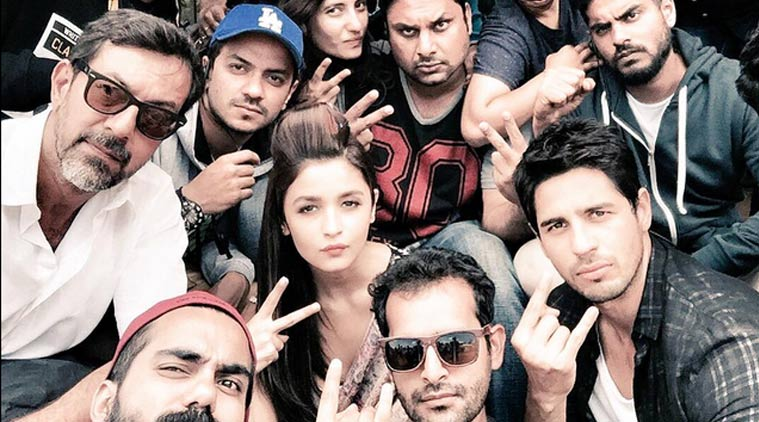 Kapoor and Sons the movie