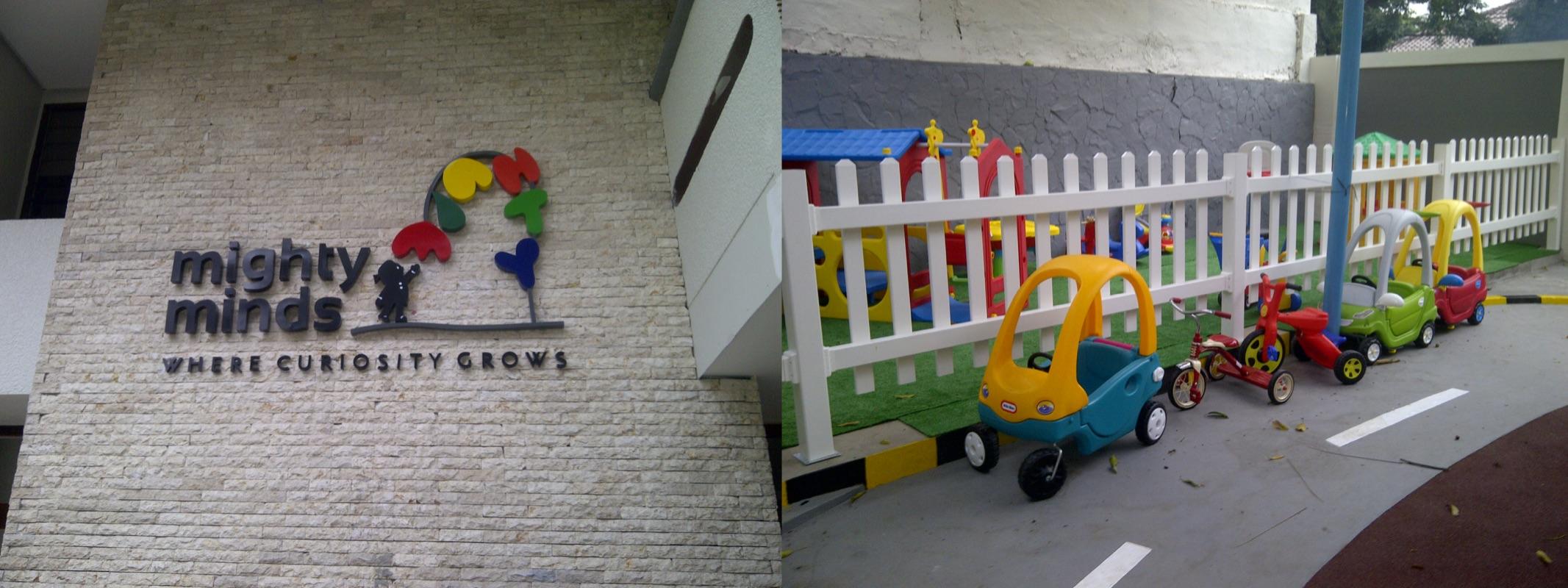 Mighty Minds preschool Jakarta