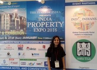 Indoindians - Times Property Ecpo 2016