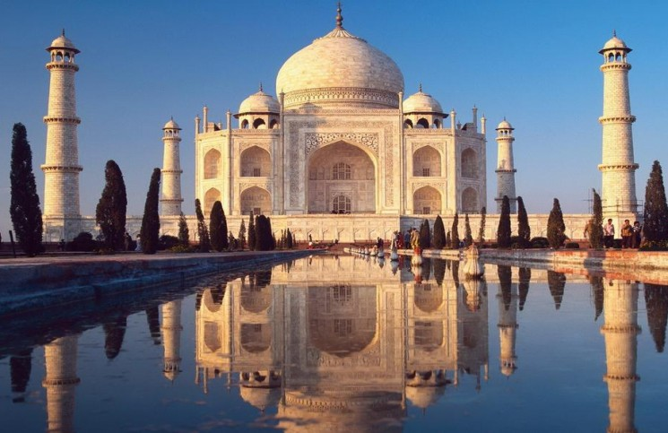 Taj Mahal: Ode to Love