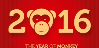 Year of the Red Monkey 2016