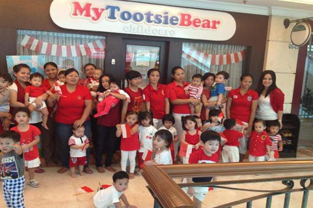 tootsie bear