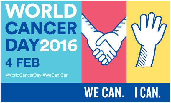 World Cancer Day 4th Feb