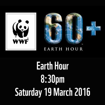 Earth Hour, Our First Step to Save the Earth