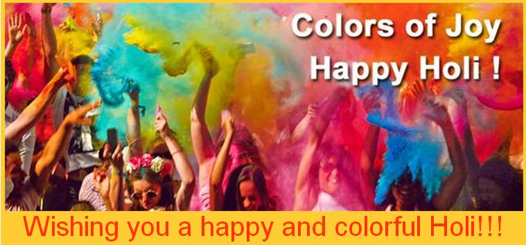 Happy and Colorful