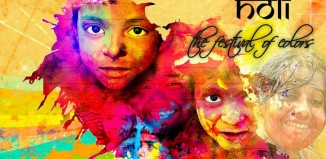 Holi the festival of colors and joy