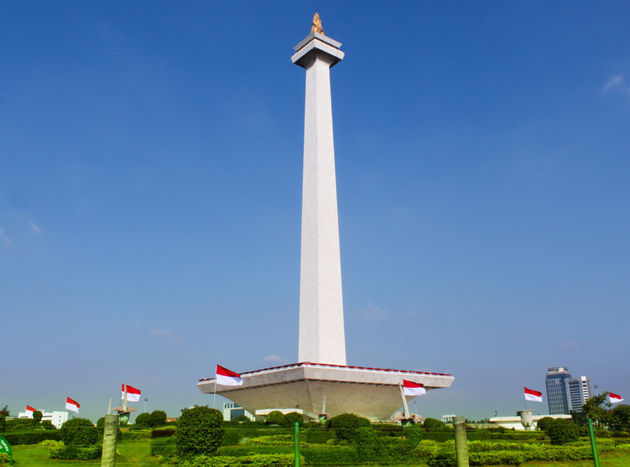 Monas: The Official Monument of Indonesia
