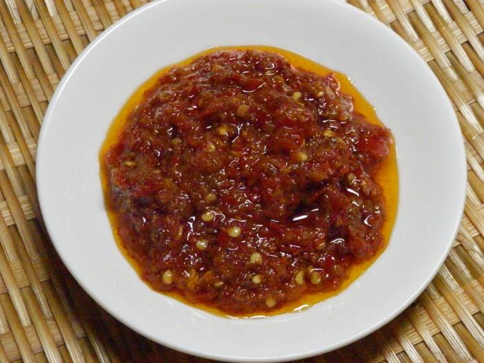 Sambal Bajak Recipe