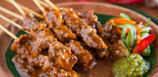 12 different types of Satay