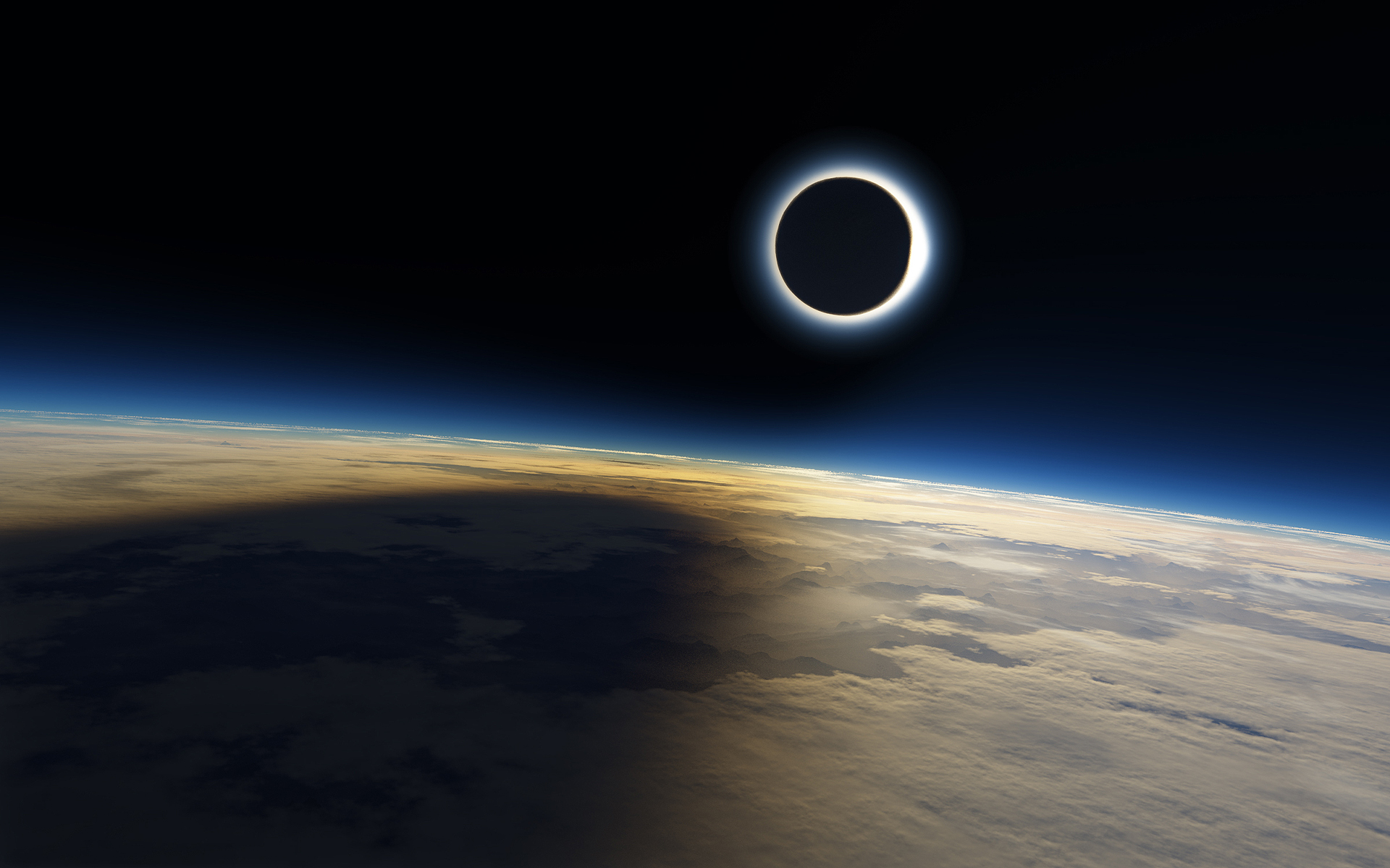 Solar Eclipses visible in Indonesia, 9 March 2016
