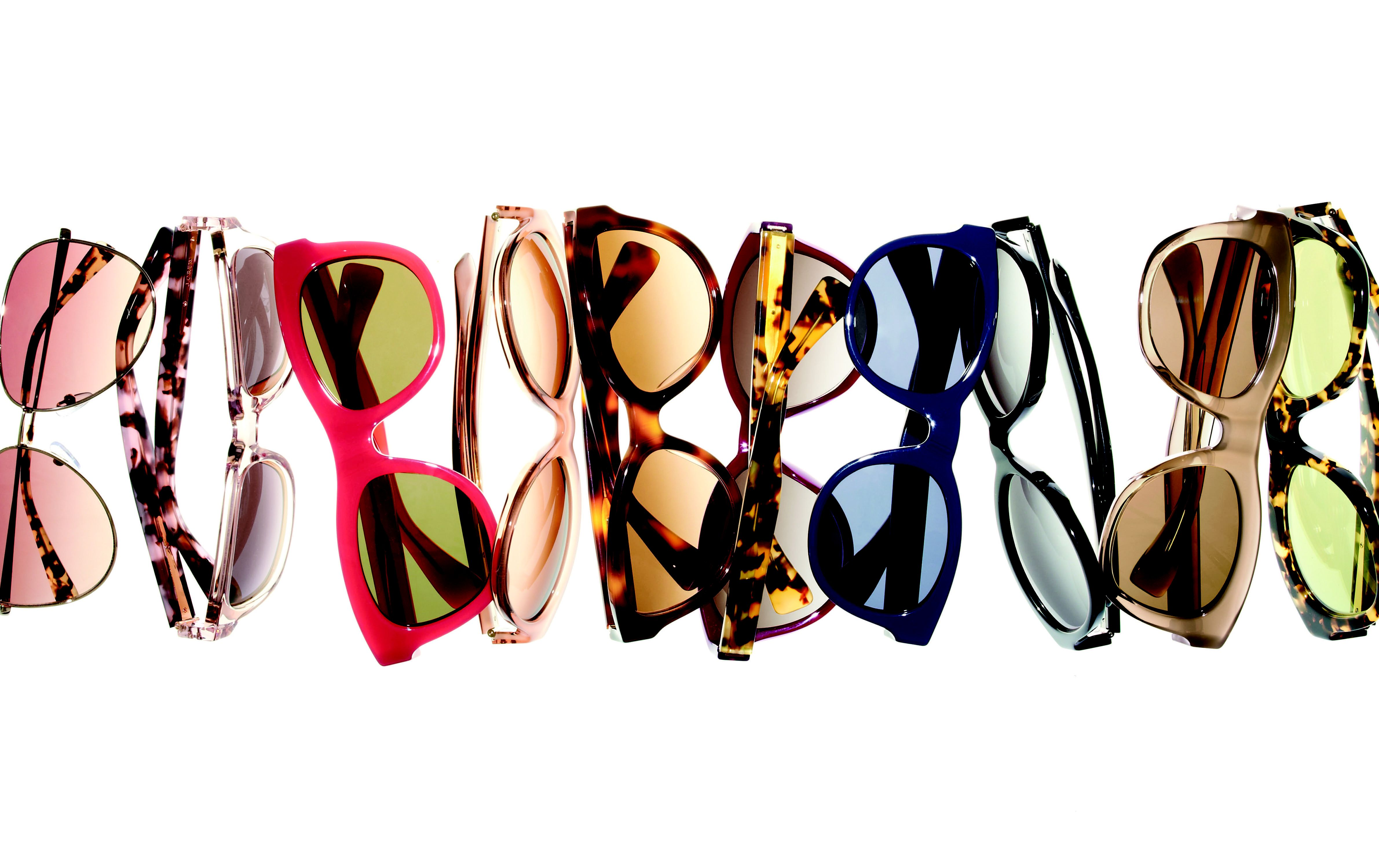 Hey! Are you wearing the right sunglasses for your face shape?
