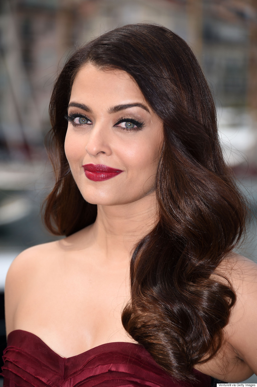 """Jazbaa"" Photocall - The 68th Annual Cannes Film Festival"