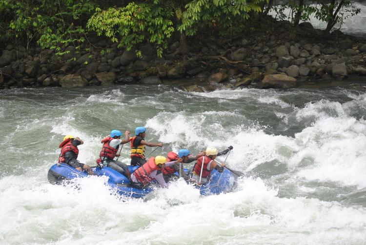 Rafting Asahan