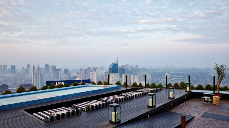 10 Top Rooftop Dine Lounges And Bars In Jakarta