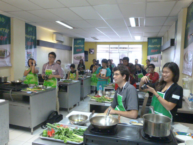 jakarta culinary center