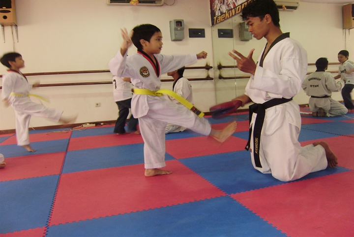club taekwondo jakarta selatan