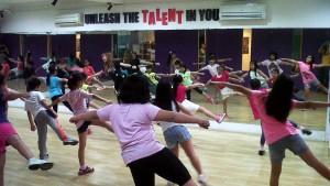 jessica stage dance school'