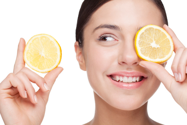 Benefits of Lemon for Beauty