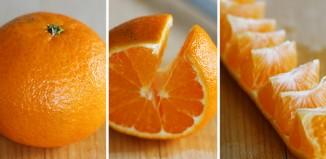 peel orange easily