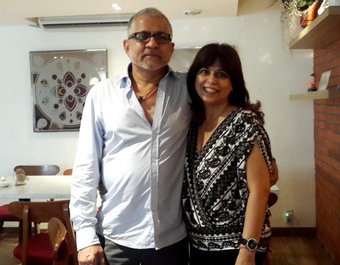 Interview with Rita Tekchand, Owner of Zanas Restaurant