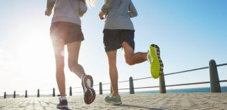 Running gives you many benefits