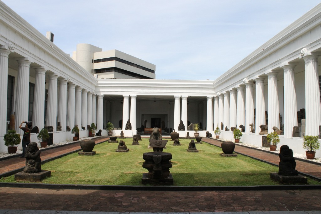 arca museum nasional