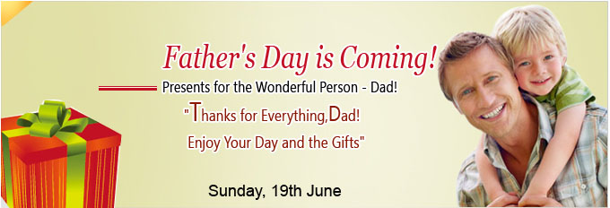 Gift Shop Father's Day