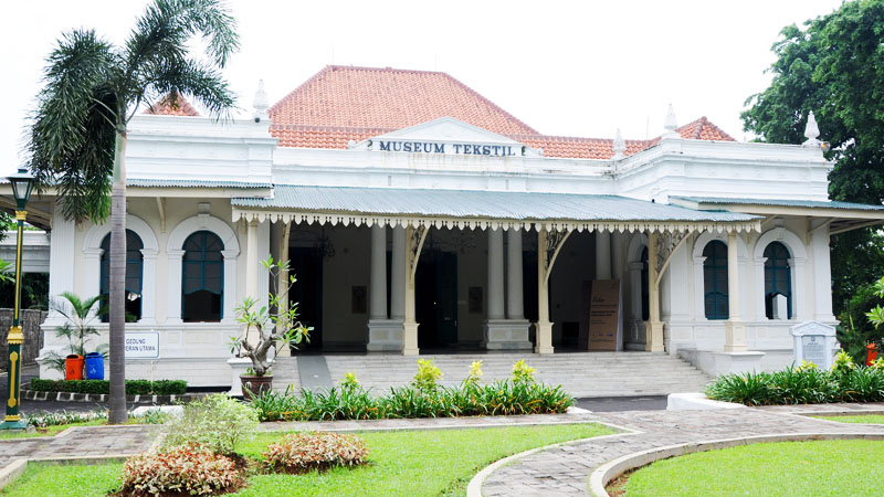 Museum Tekstil, Home to the Collection of Indonesian Traditional Fabrics