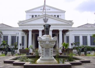 Learn about Indonesia in Museum Jakarta